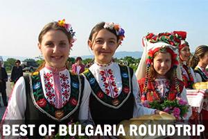 Best of Bulgaria Roundtrip