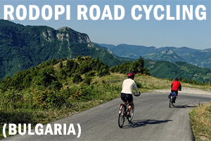 Rodopi road cycling